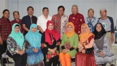 Dialog Produktif Dengan Jafar Hafsah Sekjen ICMI Pusat Bersama Pengurus ICMI Bali