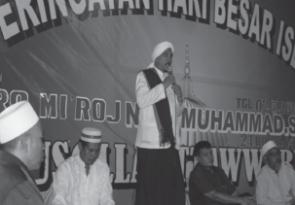 ISRO'MI'ROJ di Mushalla Attawabin