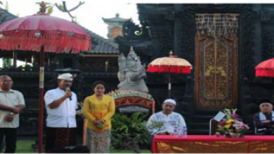 Silaturahmi Sebagai Ajang Menyamabraya