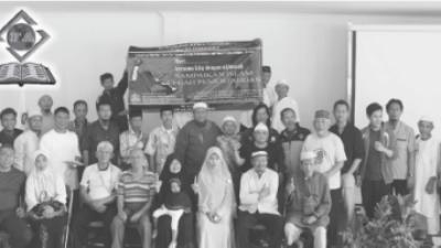 MUKERNAS ARIMATEA : Penyerahan Sumbangan/Hibah Aset kepada  Arimatea Malang